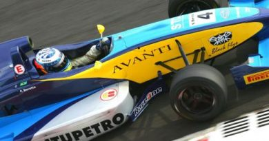 F3 Sulamericana: 'Tomara que tudo de ruim tenha acontecido hoje', comenta Beretta