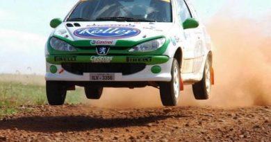 Rally: Bernardo Koller terá novo navegador para o Rally de Erechim