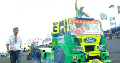 Truck: Pernambucano Beto Monteiro quer ampliar liderança no campeonato