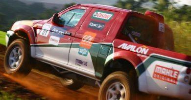 Rally: Bibas e Cavassin sofrem acidente em Londrina