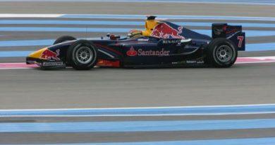 GP2 Series: Pane complica testes de Bruno Senna na França