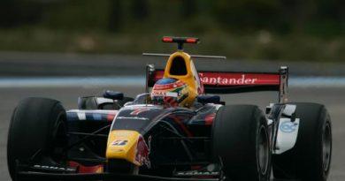 GP2 Series: Bruno Senna comemora bom início de testes