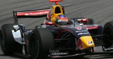GP2 Series: Bruno Senna é o melhor estreante no grid
