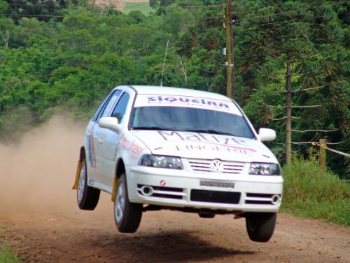 Rally: Brustolin e Cecconello vão buscar o título do Brasileiro