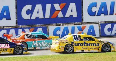 Stock: Cacá Bueno é o mais rápido da Stock Car no Paraná
