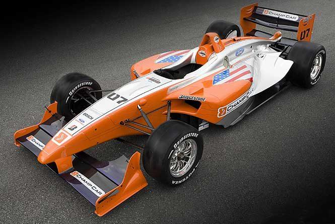 ChampCar: Veja o novo carro da categoria para 2007