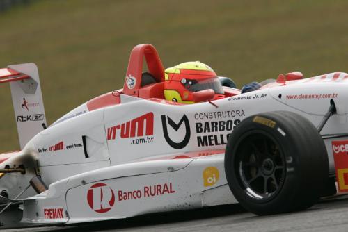 F3 Sulamericana: Clemente Júnior corre por mais pontos em Brasília
