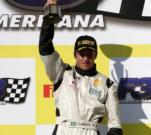 F3 Sulamericana: Clemente converte pole em 1ª vitória de 2007