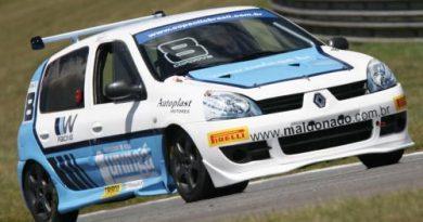 Copa Clio: Pole Position, Cordova também é o mais veloz no Warm Up