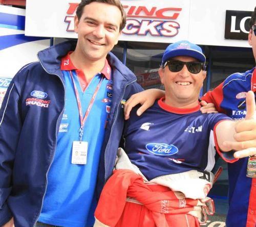 Truck: Daniel Gianfratti será o substituto de Zappelini na Ford Racing