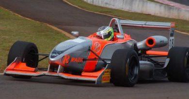 F3 Sulamericana: Landi foi o melhor do dia no treino extra em Londrina