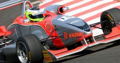 F3 Sulamericana: Com Daniel Landi, Razia Sports conquista primeira pole position na categoria