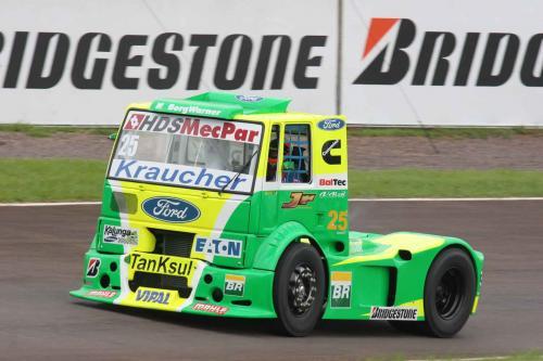 Truck: Ford Racing Trucks/DF Motorsport quer repetir vitória de 2006 em Tarumã