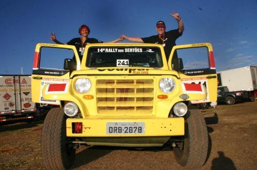 Rally: Codipar Racing segue para a abertura da temporada do Brasileiro Cross Country