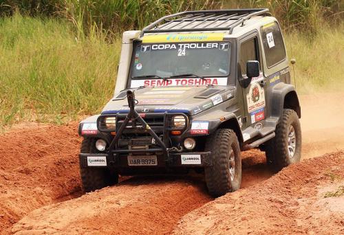 Rally: Codipar Racing participará da Copa Troller de Regularidade