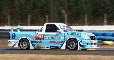 Pick-Up: Equipe Vidroforte Motorsport faz primeiro treino para a temporada