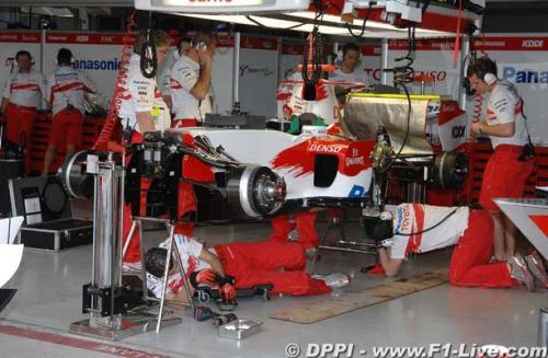 F1: Trulli não acredita na recuperação da Toyota