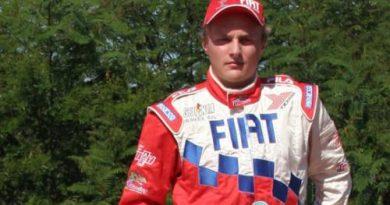 Rally: Fábio Dall Agnoll é confirmado na equipe Fiat