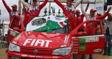 Rally: Dall Agnoll e Dalmut ampliam liderança do Brasileiro de Rally