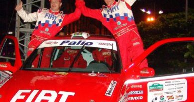 Rally: Fabio Dall Agnoll e Marcelo Dalmut lideram a corrida ao Capacete de Ouro