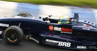 F3 Sulamericana: Felipe Guimarães encara pela primeira vez o circuito mais rápido do Brasil