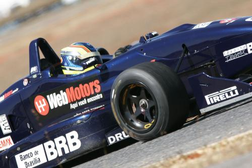 F3 Sulamericana: Felipe Guimarães marca pontos e já está entre os seis primeiros