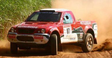 Rally: Fellipe Bibas eleito Piloto Revelação no Rally de Barretos