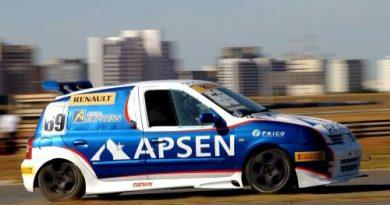 Copa Clio: Fernando Schlickmann estréia novo carro na etapa de Brasília