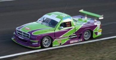 Pick-Up: Marcílio ganha incentivos para etapa de Curitiba
