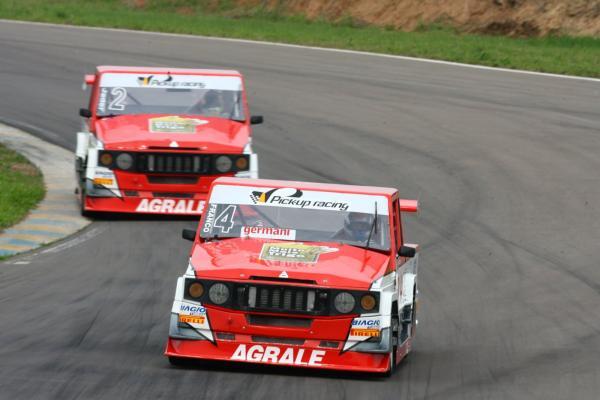 Pick-Up: Rodada dupla no Rio pode definir Campeonato Brasileiro de Pick-up Racing