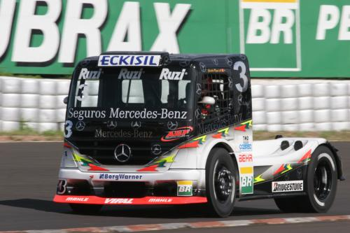 Truck: Piquet e Cirino têm problemas no primeiro treino em Tarumã