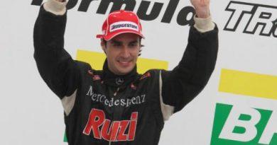 Truck: Piquet quer subir na classificação do campeonato da Fórmula Truck