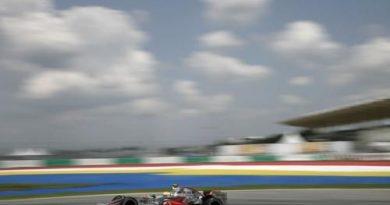 F1: Hamilton é o mais rápido do dia; Nelsinho é o 3º em Paul Ricard