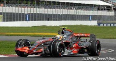 F1: Confira as melhores fotos do GP do Canadá