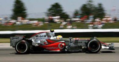 F1: McLaren domina treino tenso no Japão