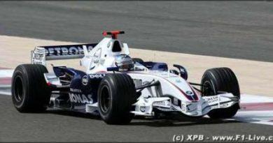 F1: Heidfeld é o melhor com volta espetacular no Bahrein