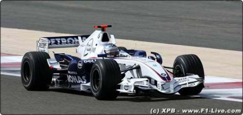 F1: Heidfeld comemora segundo lugar em Montreal