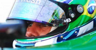 IPS: Jaime Câmara corre preliminar da Fórmula 1 em Indianápolis