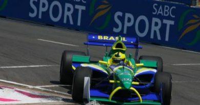 A1GP: Bruno Junqueira volta a levar o Brasil aos pontos em sua estréia na categoria