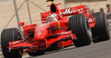 F1: Kimi Raikkonen é o mais rápido no 1º treino livre