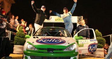 Rally: Koller e Pavinatto prontos para a largada do Rally de Erechim