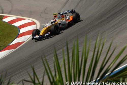 F1: Kovalainen mantém otimismo enquanto Renault tenta se acertar