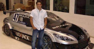 Stock: Daniel Landi aprova o visual de seu Peugeot