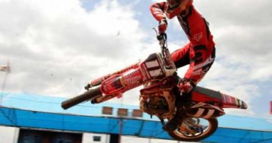 Arena Cross: Leandro Silva foi o vencedor da etapa de Bertioga na MX1