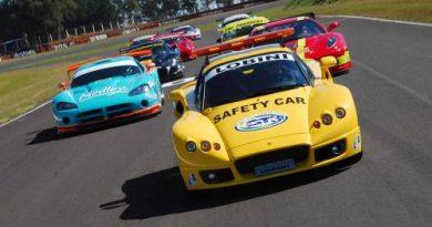 GT3 Brasil: Esportivo brasileiro, Lobini H1 estréia como Safety Car