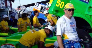 Truck: Ford Racing terá Zappelini de volta, mas como 'Spotter'