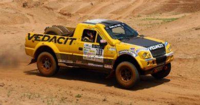 Rally: Etapa de Pinhais será prova de fogo para carro de Baumgart e Foltram