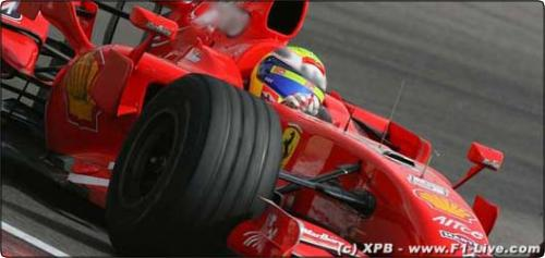 F1: Massa retoma domínio e é o melhor nos treinos livres na Malásia