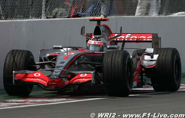 F1: Para Alonso, sorte fez a diferença no GP do Canadá