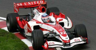 F1: Sato celebra grande prova no Canadá